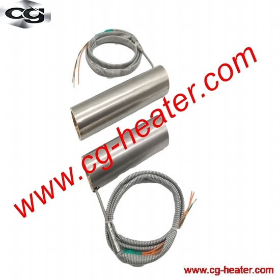 Brass Nozzle Spring Coil Heater for Hot Runner
