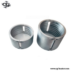 Machine Heating Element Barrel Bands Cast-in Vacuum Forming Cast Aluminum Band Heater For Extrusion