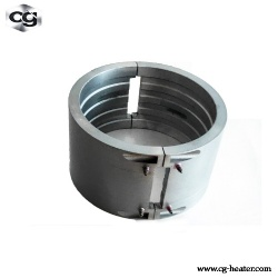 Casting Barrel Casting-in Extrusion Band Heating Elements Die Cast Cooled Customized Aluminium Electric Cast-in Heater