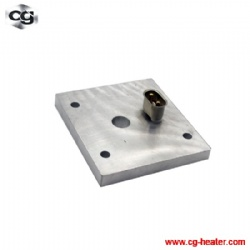 Heater Casted Casting Hot Element Cast Aluminum Heating Plate