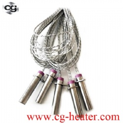 Excellent heat transfer Heating Element Rods Internal Wire Cartridge Heater
