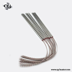 6mm*240mm 230v 250w internal wiring high quality cartridge heater
