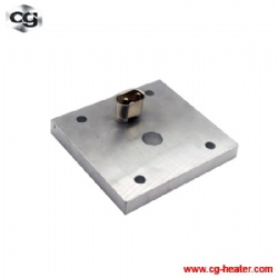 High temperature Plate Heating Elements Cast Aluminum Heater Hot Plate for Heat Press Machine