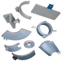 Air Cooled Cast In Aluminum Heaters