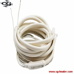 Defrost 220 volt heating cable for refrigerator cold storage drainage pipe