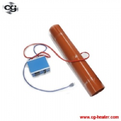 Customized Silicone Rubber Heating Pad / Mat / Heater With thermistor or thermostat
