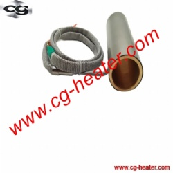 Quality Assurance Hot Runner Spring Brass Coil Nozzle Heater